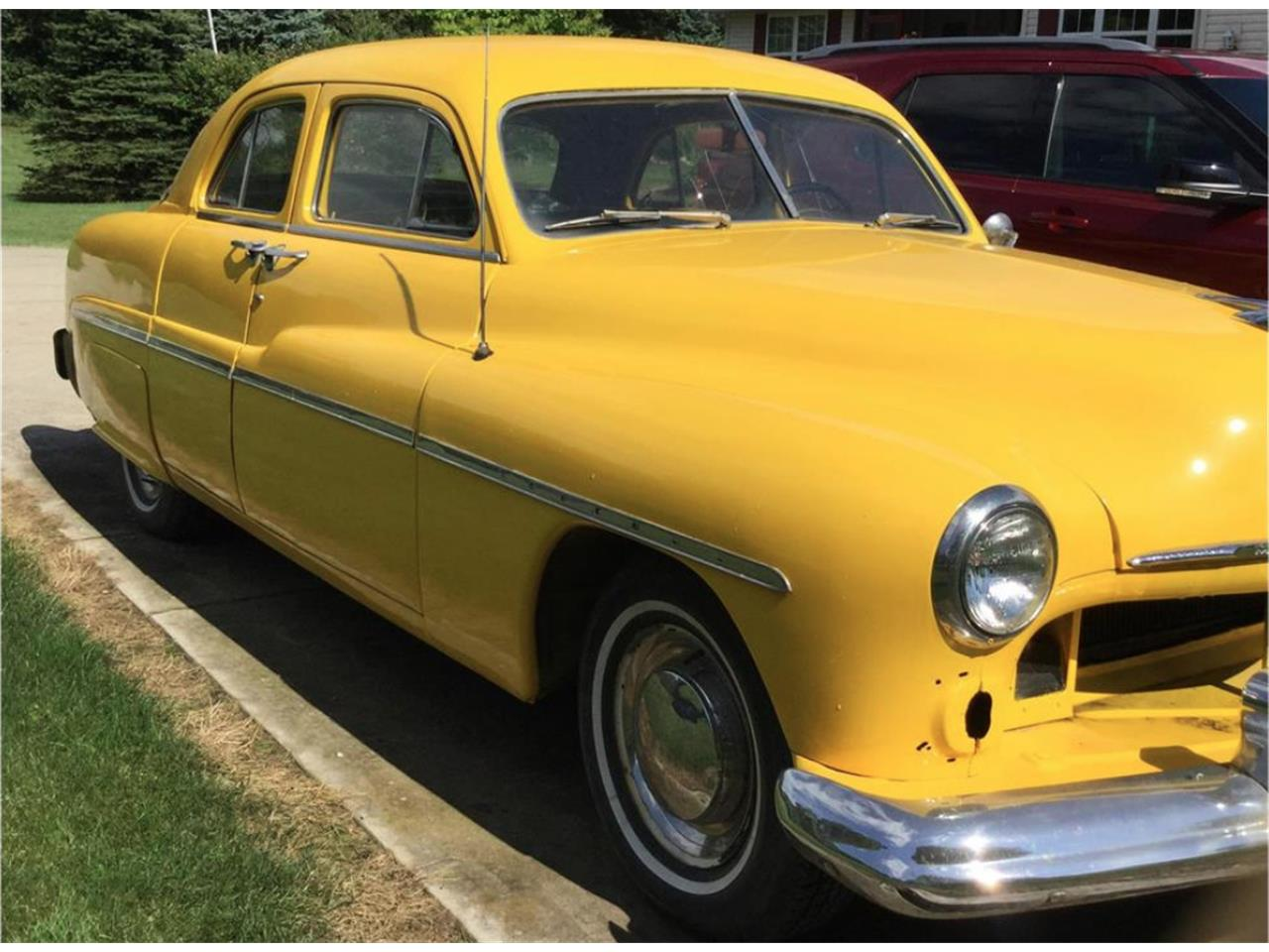 1951 Mercury M74 (CC-1010207) for sale in Howell, Michigan