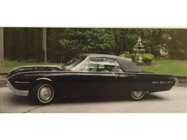 1962 Ford Thunderbird (CC-1012484) for sale in Glocester, Rhode Island