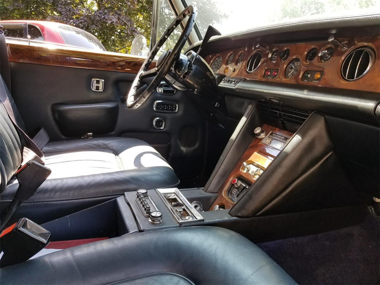 1972 Rolls-Royce Silver Shadow (CC-1010249) for sale in Canton, Ohio