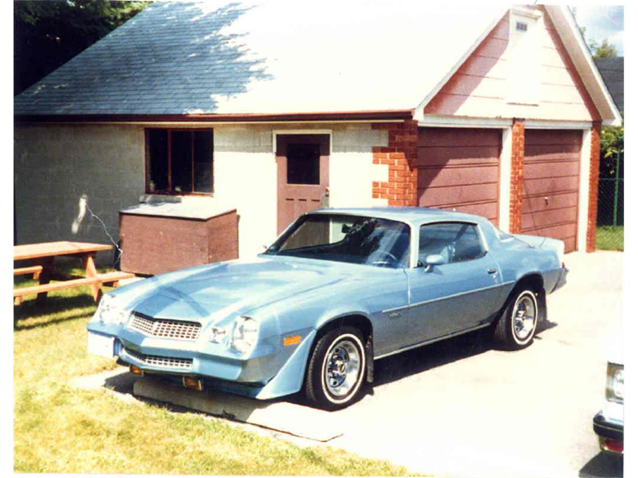 1981 Chevrolet Camaro (CC-1012699) for sale in Kitchener, Ontario