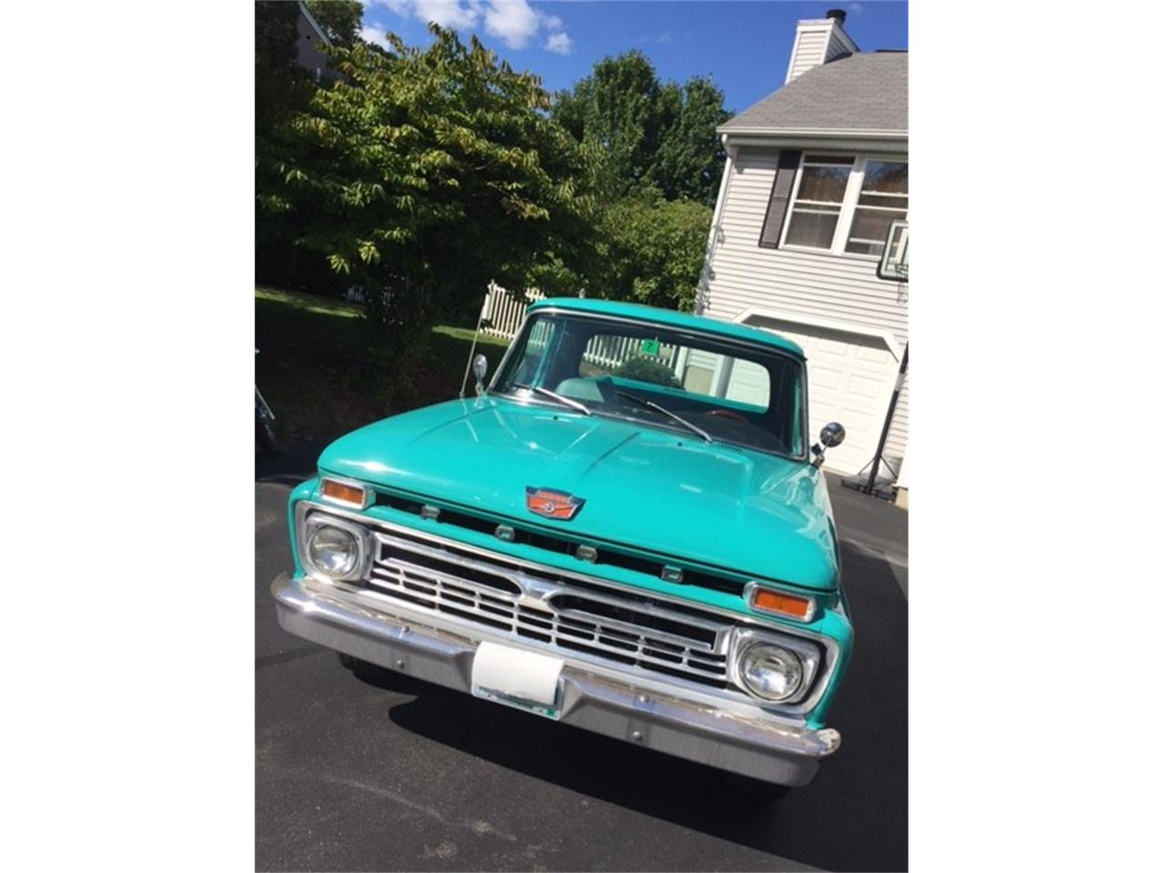 1966 Ford F100 (CC-1012710) for sale in Merrimack, New Hampshire