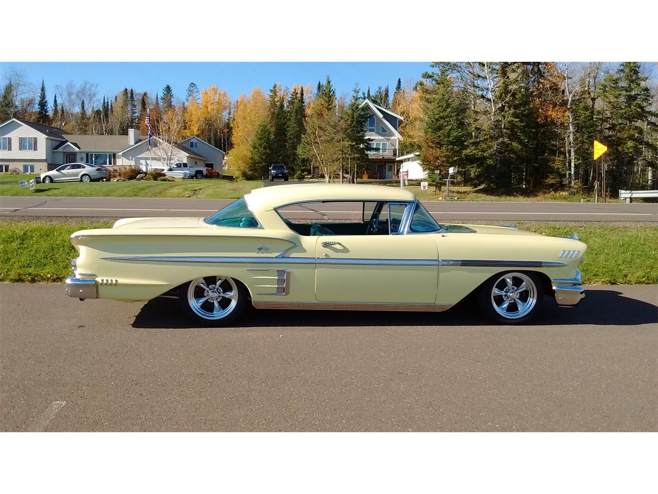 1958 Chevrolet Impala (CC-1010291) for sale in Duluth, Minnesota