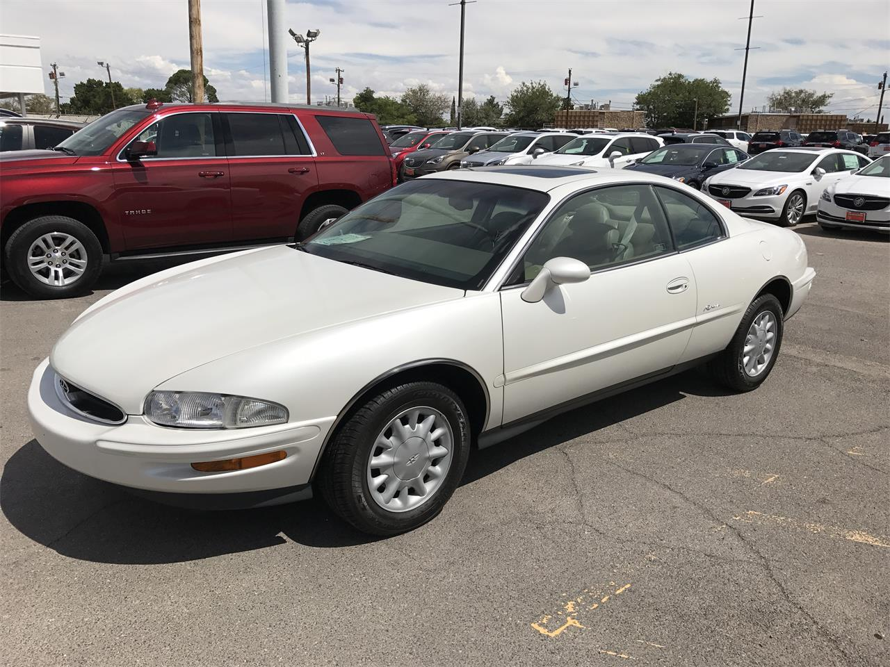 1999 buick riviera for sale classiccars com cc 1012964 1999 buick riviera for sale