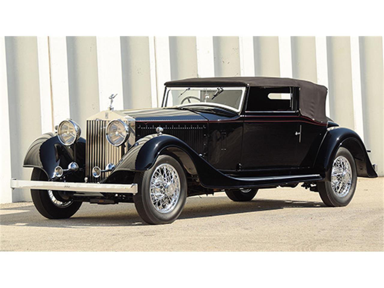 1934 Rolls Royce Phantom II Drophead for Sale ...