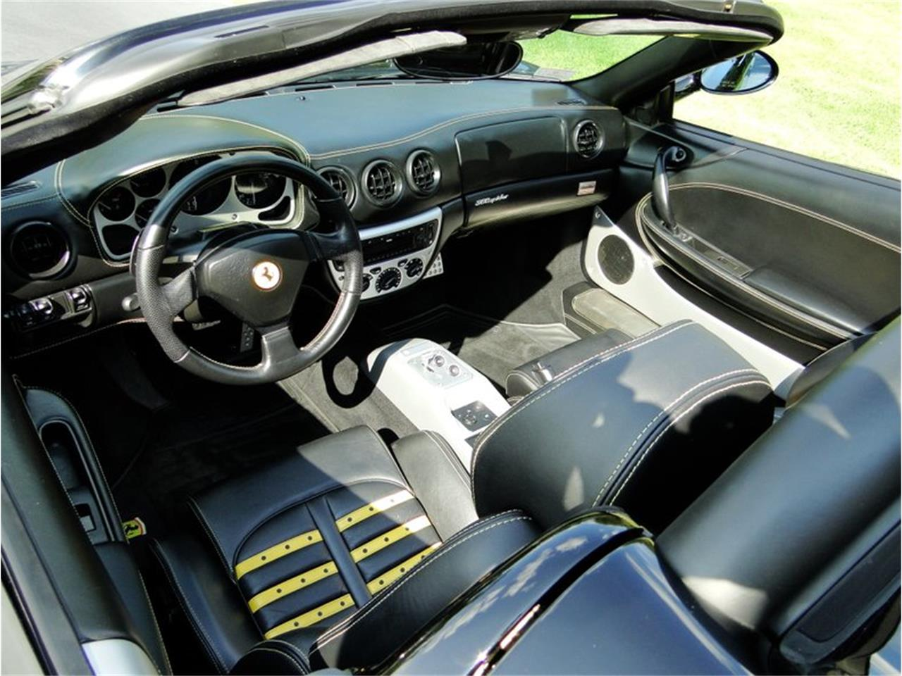 2004 Ferrari 360 (CC-1013160) for sale in Beverly, Massachusetts