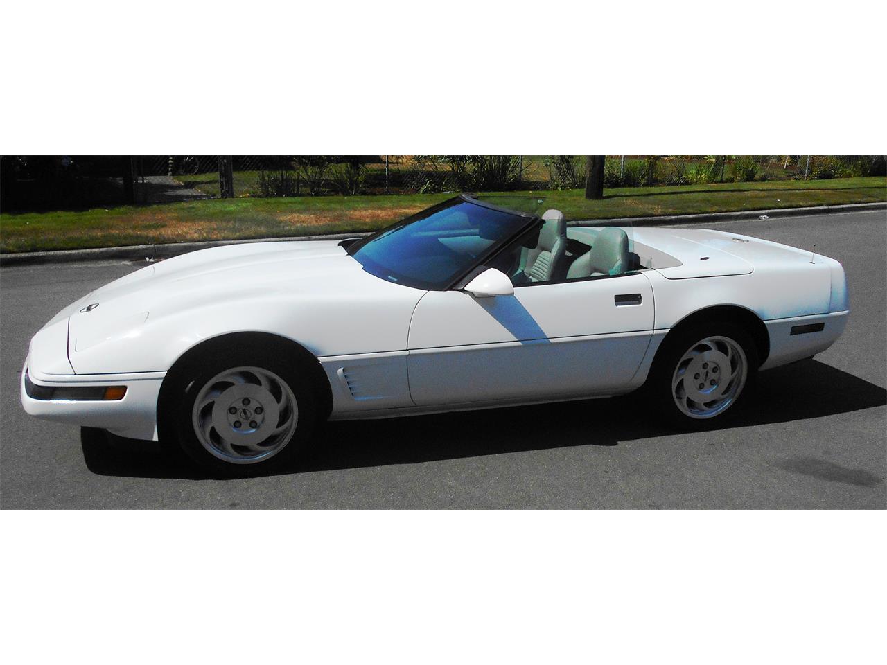 1995 Chevrolet Corvette (CC-1013267) for sale in Tacoma, Washington