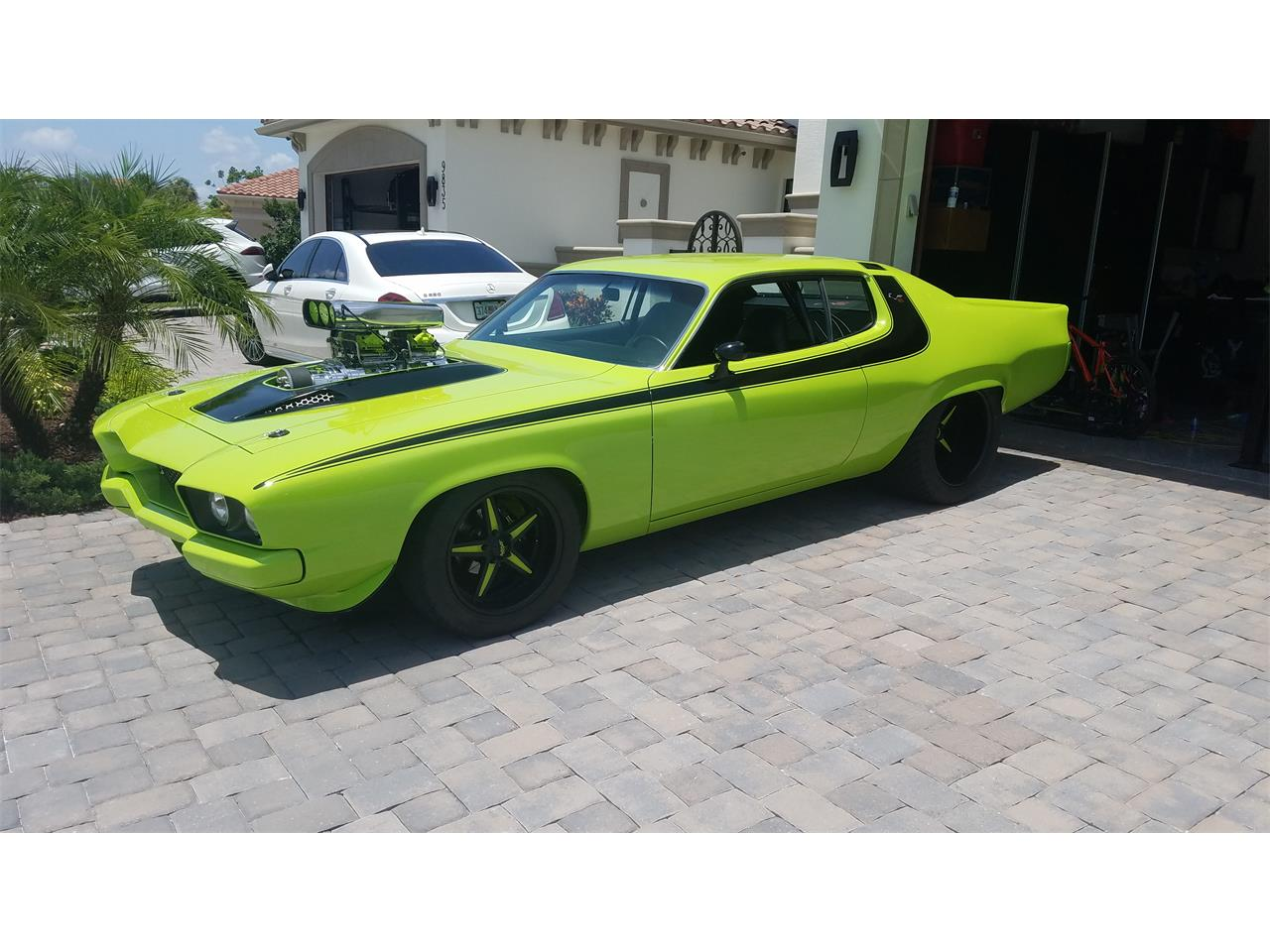 1973 Plymouth Road Runner (CC-1013271) for sale in Parkland, Florida