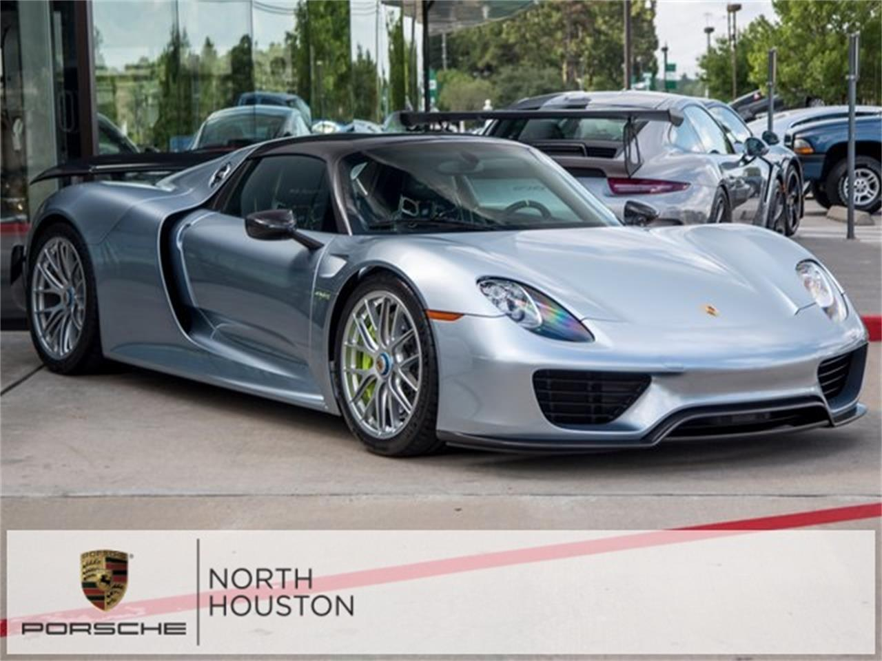 2015 Porsche 918 Spyder For Sale Classiccarscom Cc 1013517