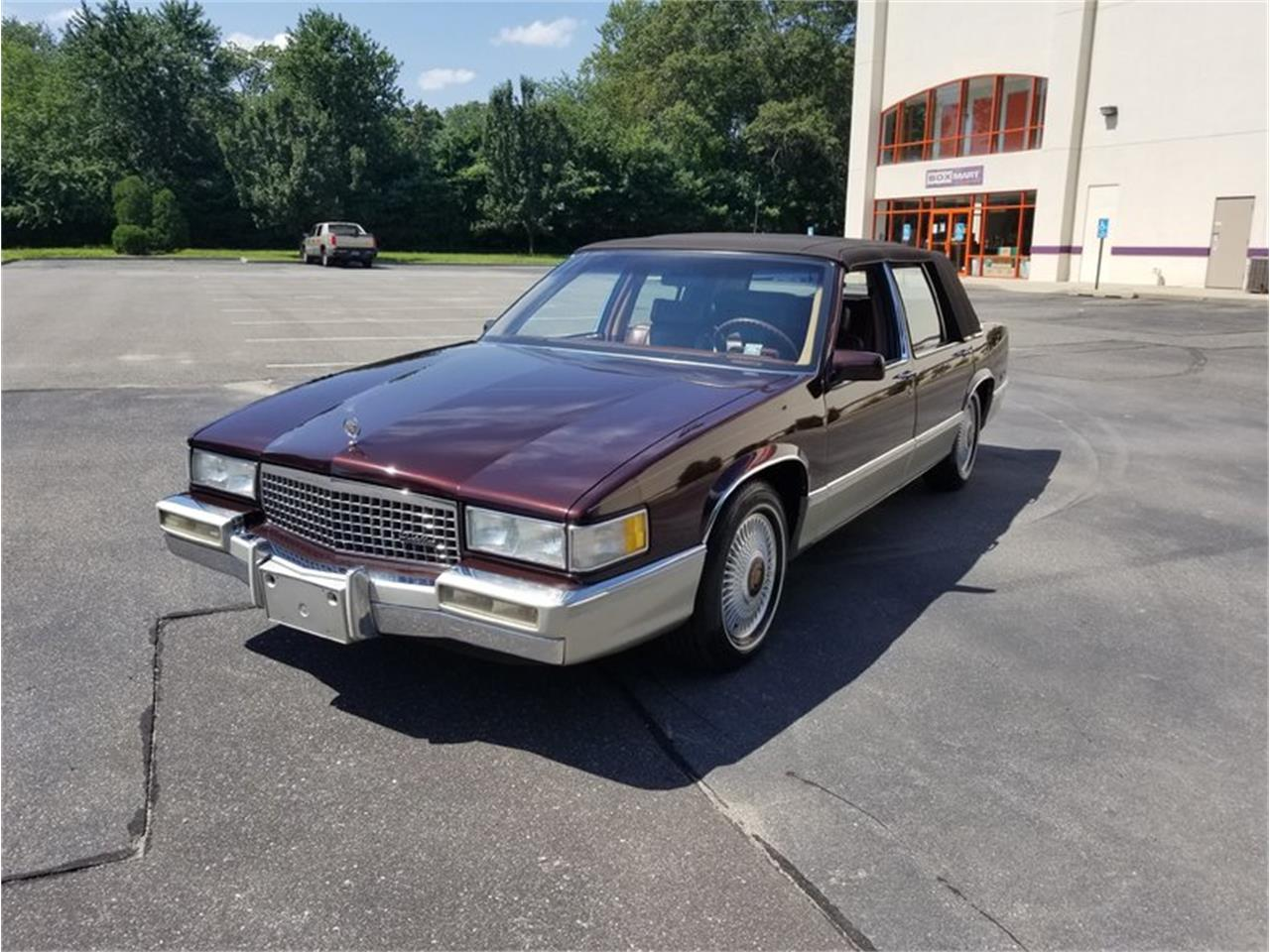 1990 cadillac sedan deville for sale classiccars com cc 1014022 1990 cadillac sedan deville for sale