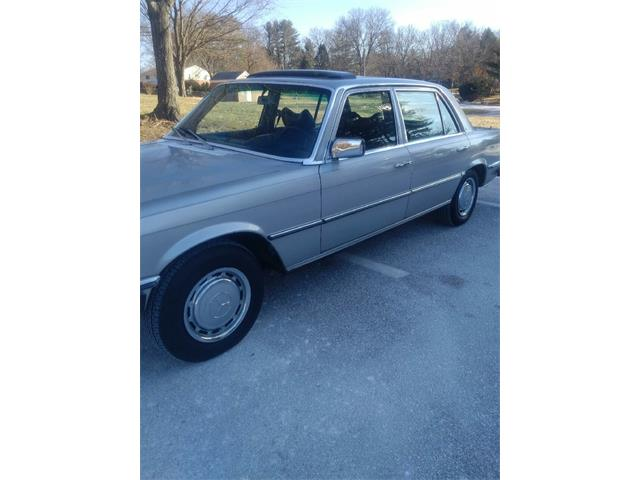 1976 Mercedes-Benz 450SEL (CC-1014250) for sale in Columbia, Maryland