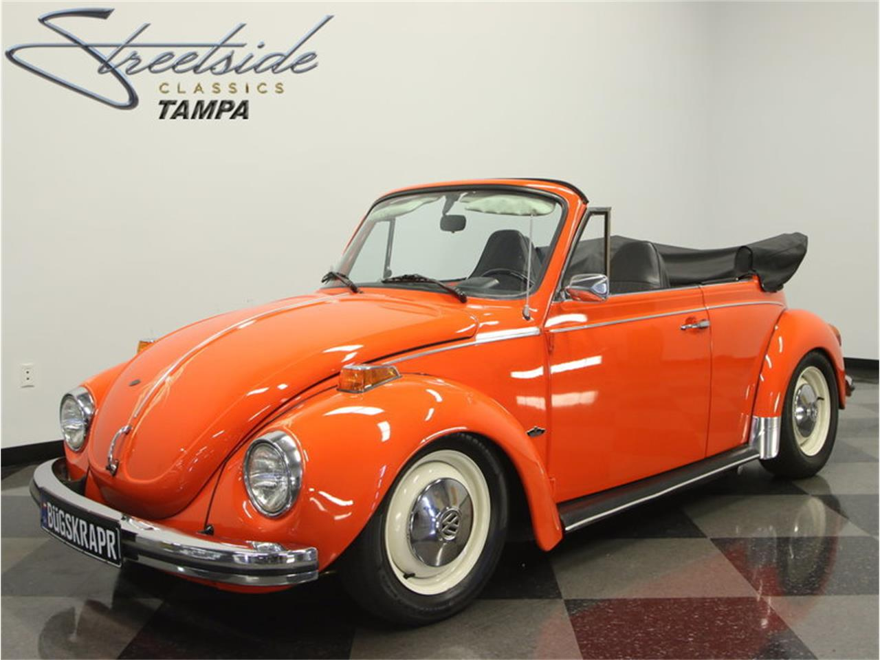 1973 Volkswagen Super Beetle Convertible For Sale Classiccars Com Cc 1014481