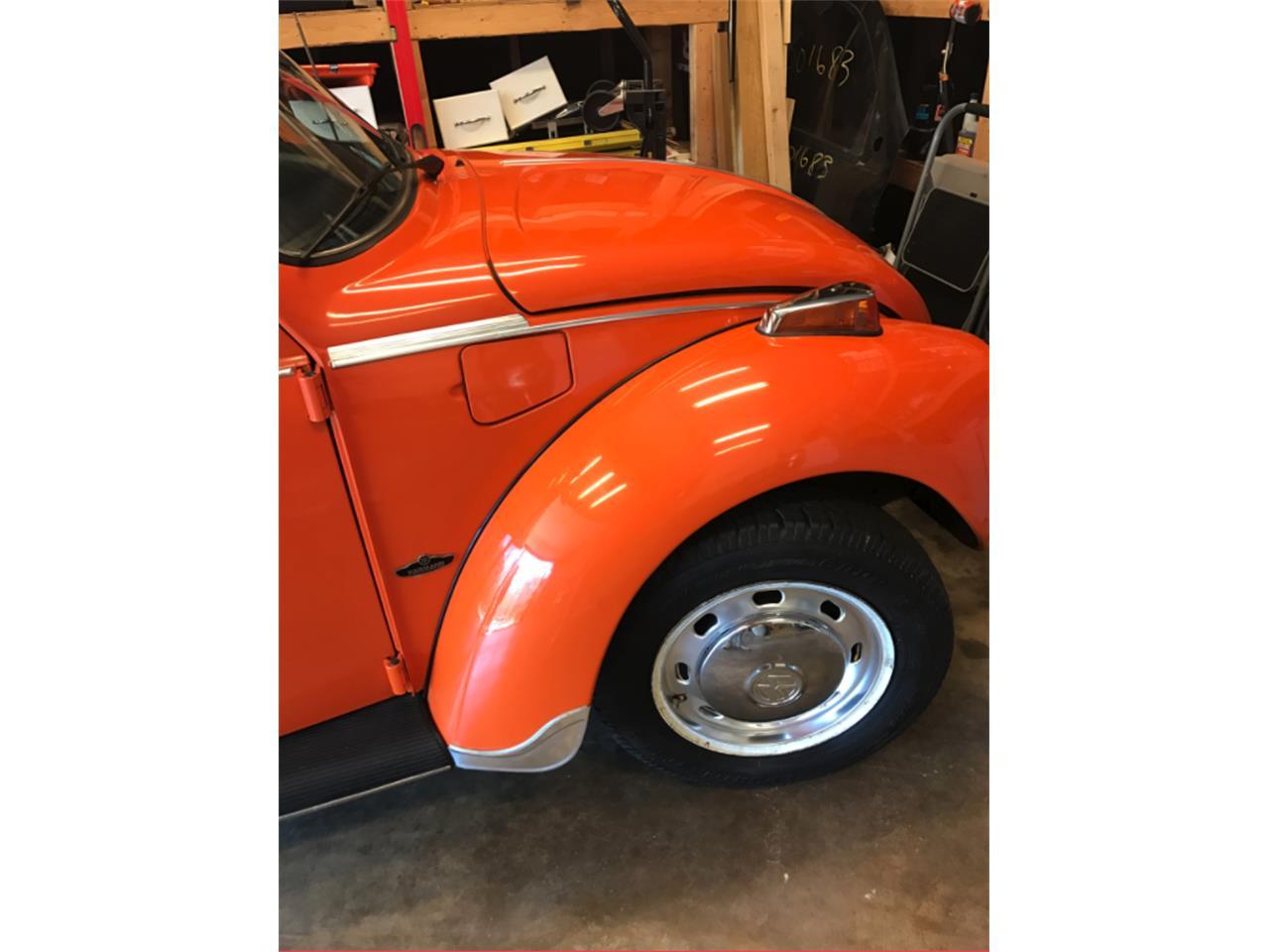 1976 Volkswagen Super Beetle (CC-1014633) for sale in Richmond, Virginia