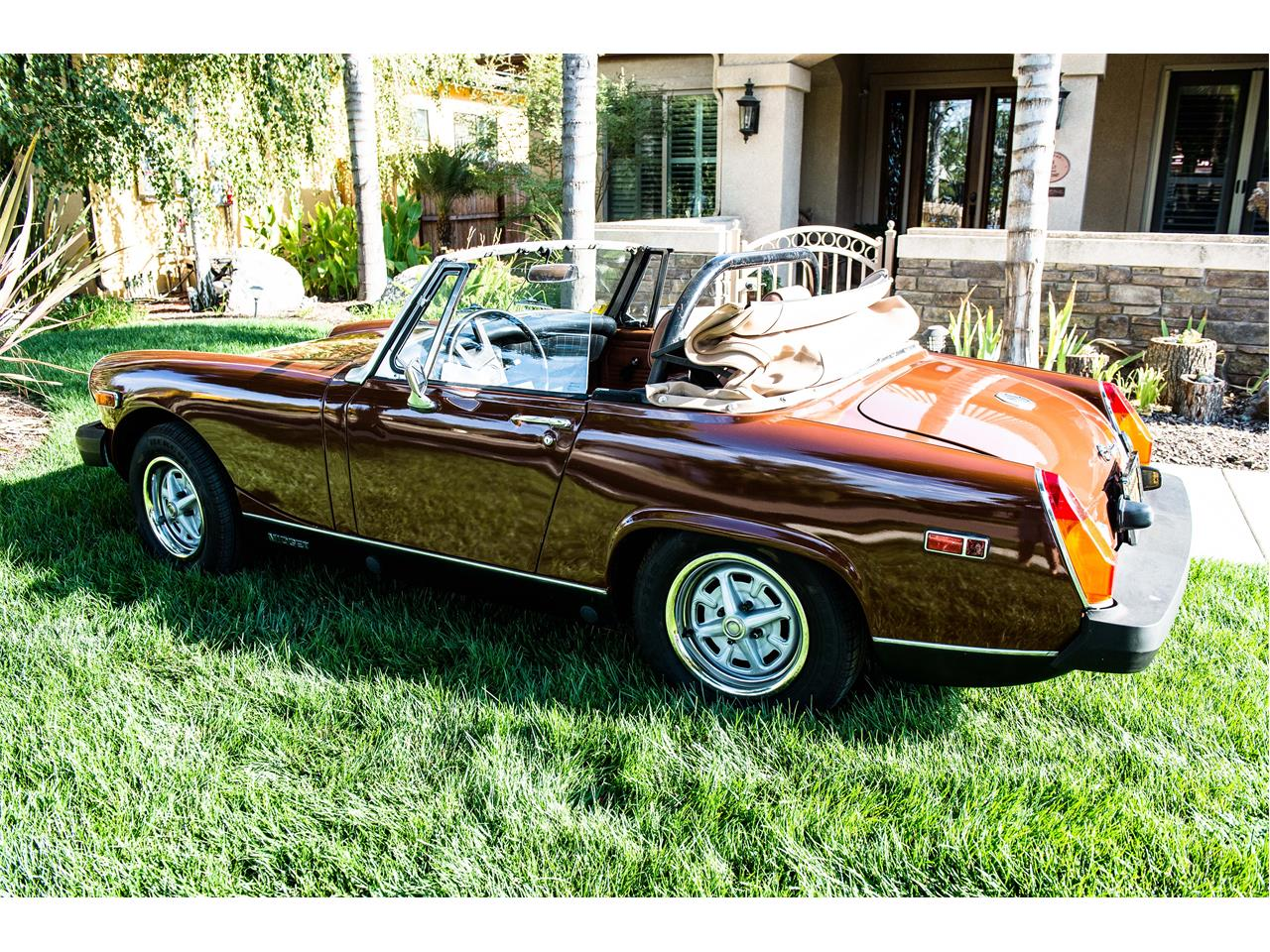 1978 MG Midget (CC-1014666) for sale in Exeter, California