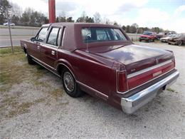 1985 Lincoln Town Car (CC-1014678) for sale in Gray Court, South Carolina