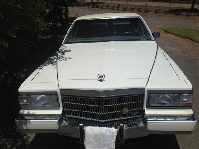 1990 Cadillac Brougham d'Elegance (CC-1015040) for sale in Huntington Beach, California