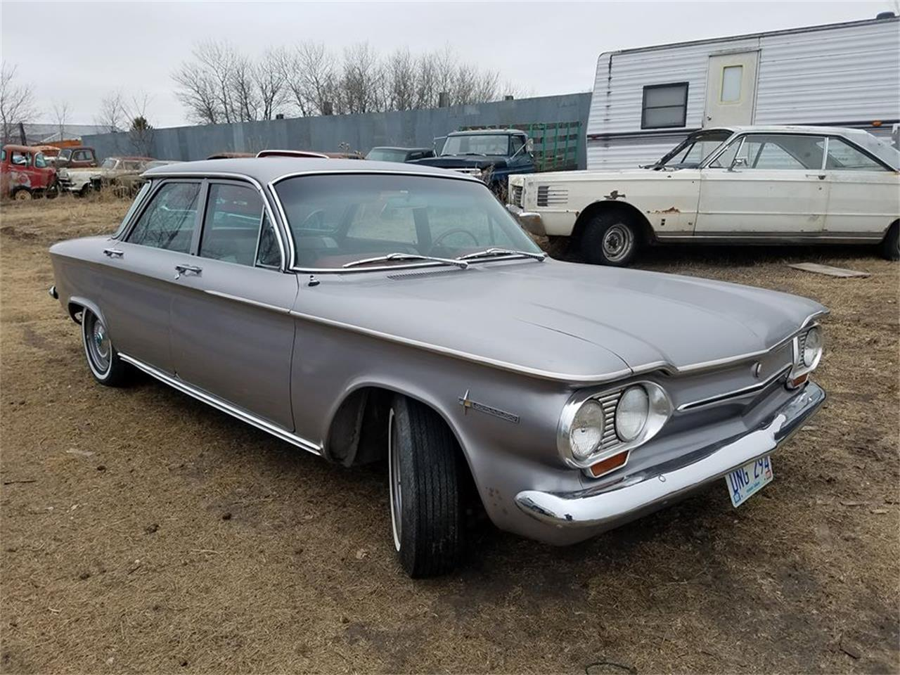 1963 Chevrolet Corvair (CC-1015045) for sale in Crookston, Minnesota