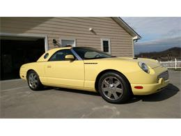2002 Ford Thunderbird (CC-1010051) for sale in Sevierville, Tennessee