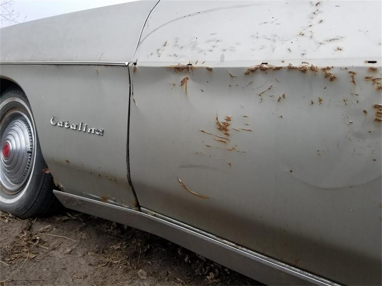 1967 Pontiac Catalina (CC-1015393) for sale in Crookston, Minnesota
