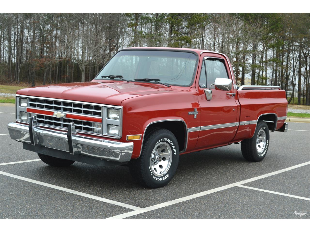 1987 Chevrolet Silverado For Sale Classiccars Com Cc 1010542