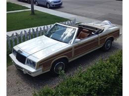 1983 Chrysler LeBaron (CC-1015719) for sale in Calgary, Alberta