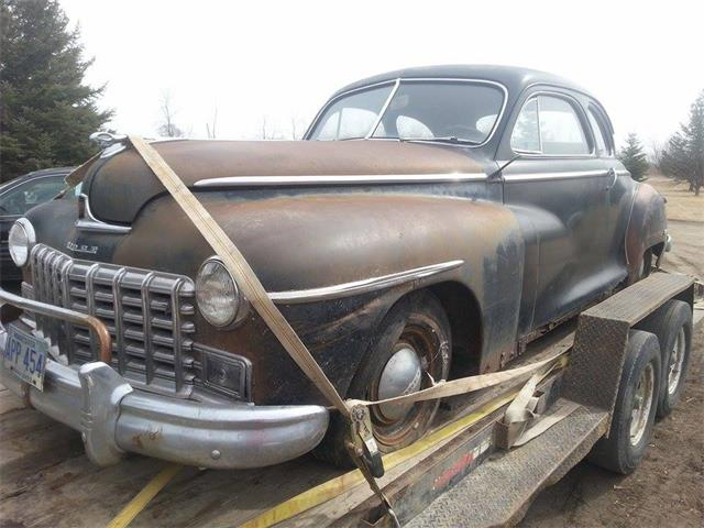 1949 Dodge Coronet (CC-1015748) for sale in Crookston, Minnesota