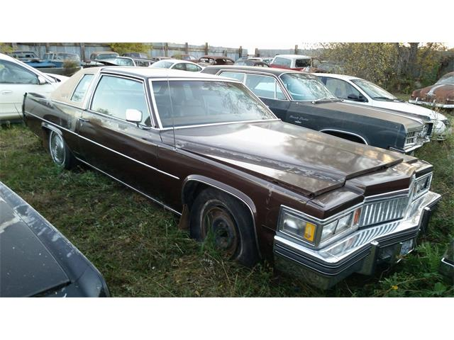 1978 Cadillac Coupe DeVille (CC-1015749) for sale in Crookston, Minnesota
