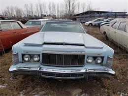 1975 Lincoln Continental (CC-1015764) for sale in Crookston, Minnesota