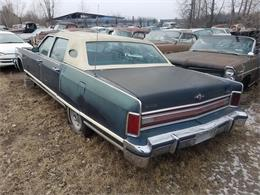 1977 Lincoln Town Car (CC-1015765) for sale in Crookston, Minnesota