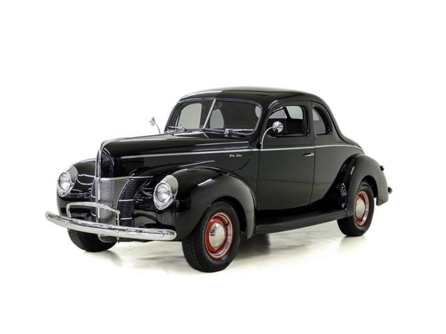 1940 Ford Deluxe (CC-1015946) for sale in Concord, North Carolina