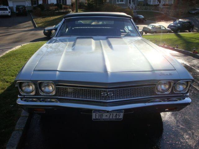 1968 Chevrolet Chevelle SS (CC-1016000) for sale in Liberty Hill, Texas