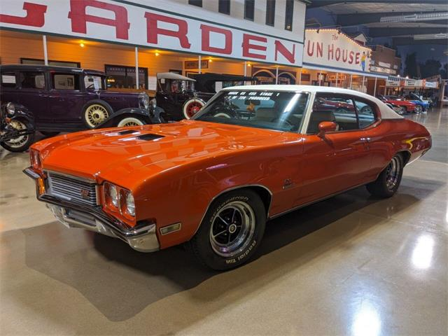 1972 Buick Skylark (CC-1016017) for sale in West Okoboji, Iowa