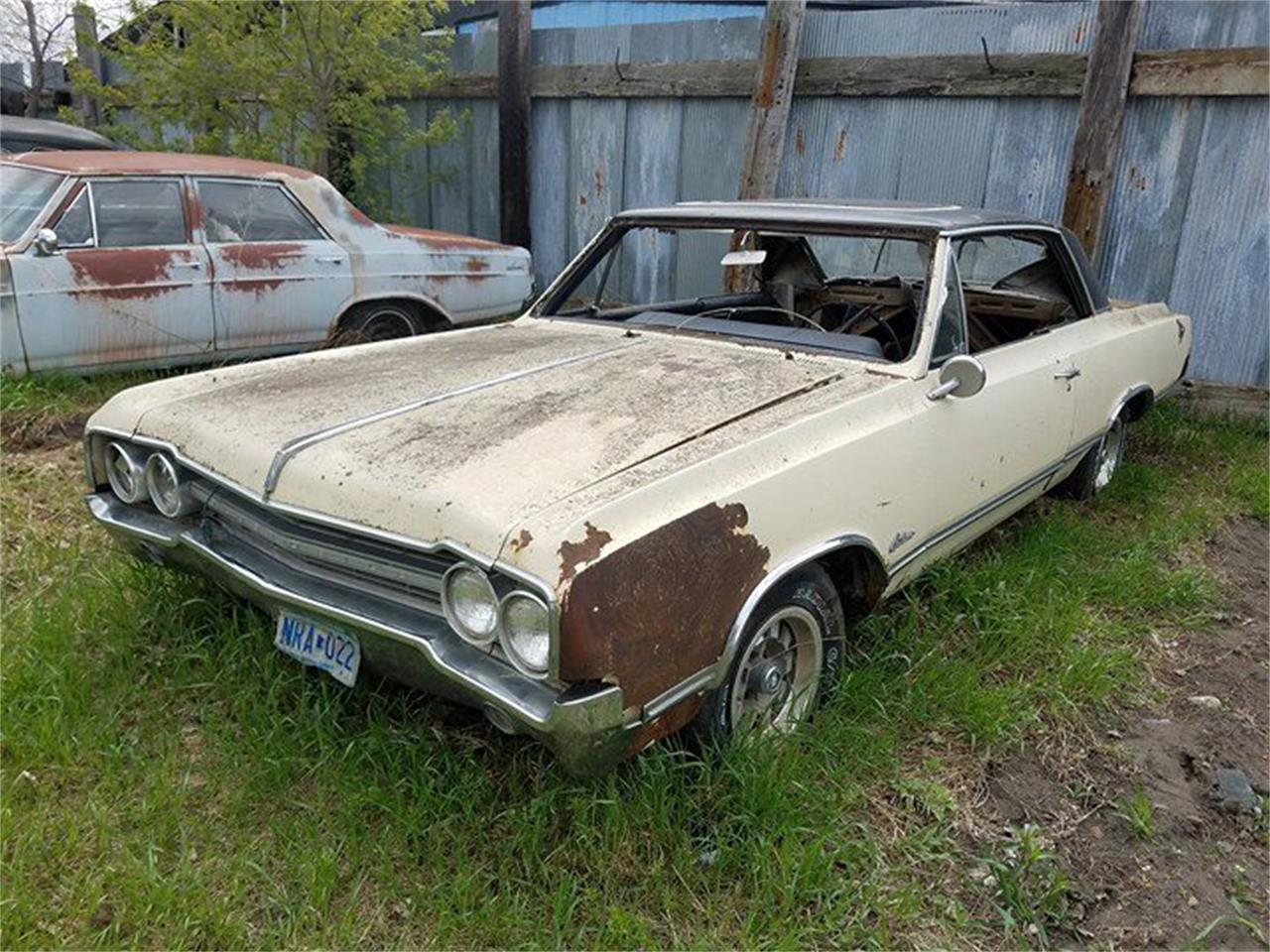1965 Oldsmobile Cutlass (CC-1016142) for sale in Crookston, Minnesota