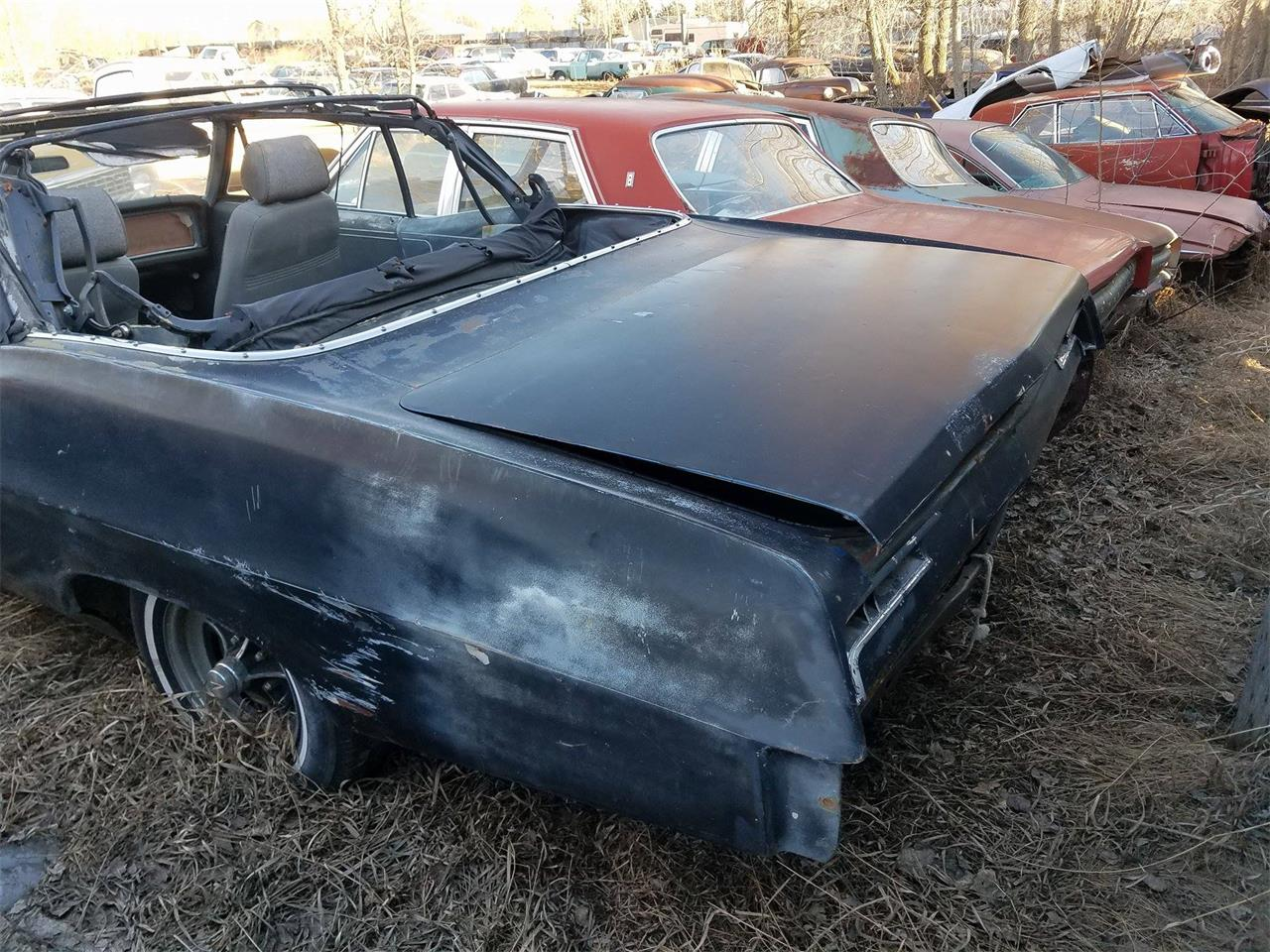 1967 Pontiac Catalina (CC-1016193) for sale in Crookston, Minnesota