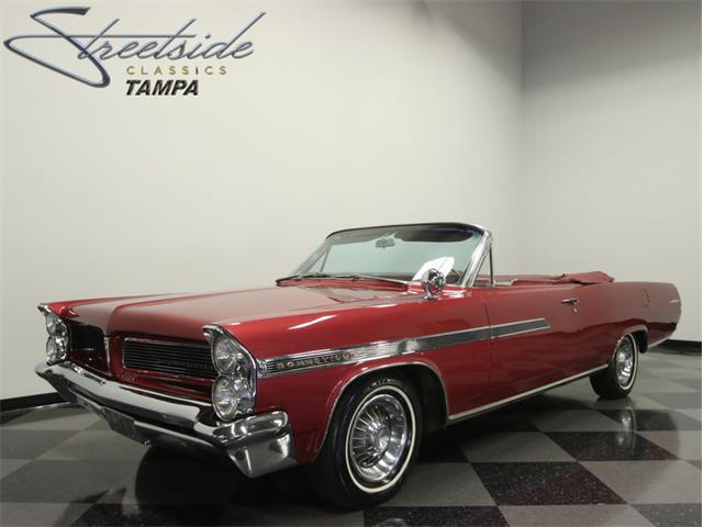 1963 Pontiac Bonneville For Sale Classiccars Com Cc 1016225