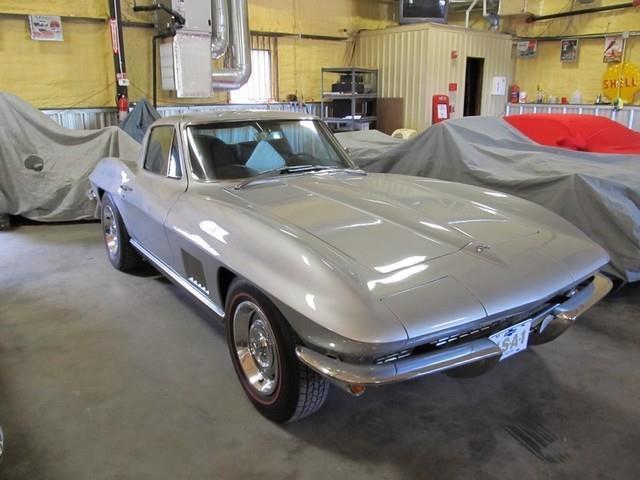 1967 Chevrolet Corvette (CC-1016379) for sale in Liberty Hill, Texas