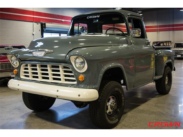 1955 Chevrolet 1/2-Ton Pickup (CC-1016448) for sale in Tucson, Arizona