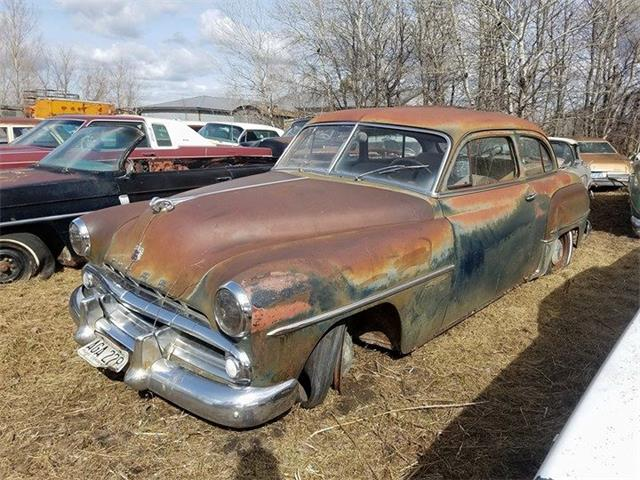1951 Dodge Wayfarer (CC-1016492) for sale in Crookston, Minnesota