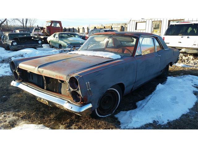 1966 Mercury Comet (CC-1016496) for sale in Crookston, Minnesota
