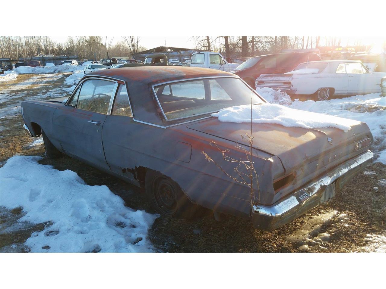 1966 Mercury Comet (CC-1016496) for sale in Crookston, Minnesota