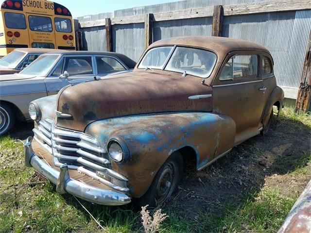 1947 Chevrolet Sedan (CC-1016505) for sale in Crookston, Minnesota
