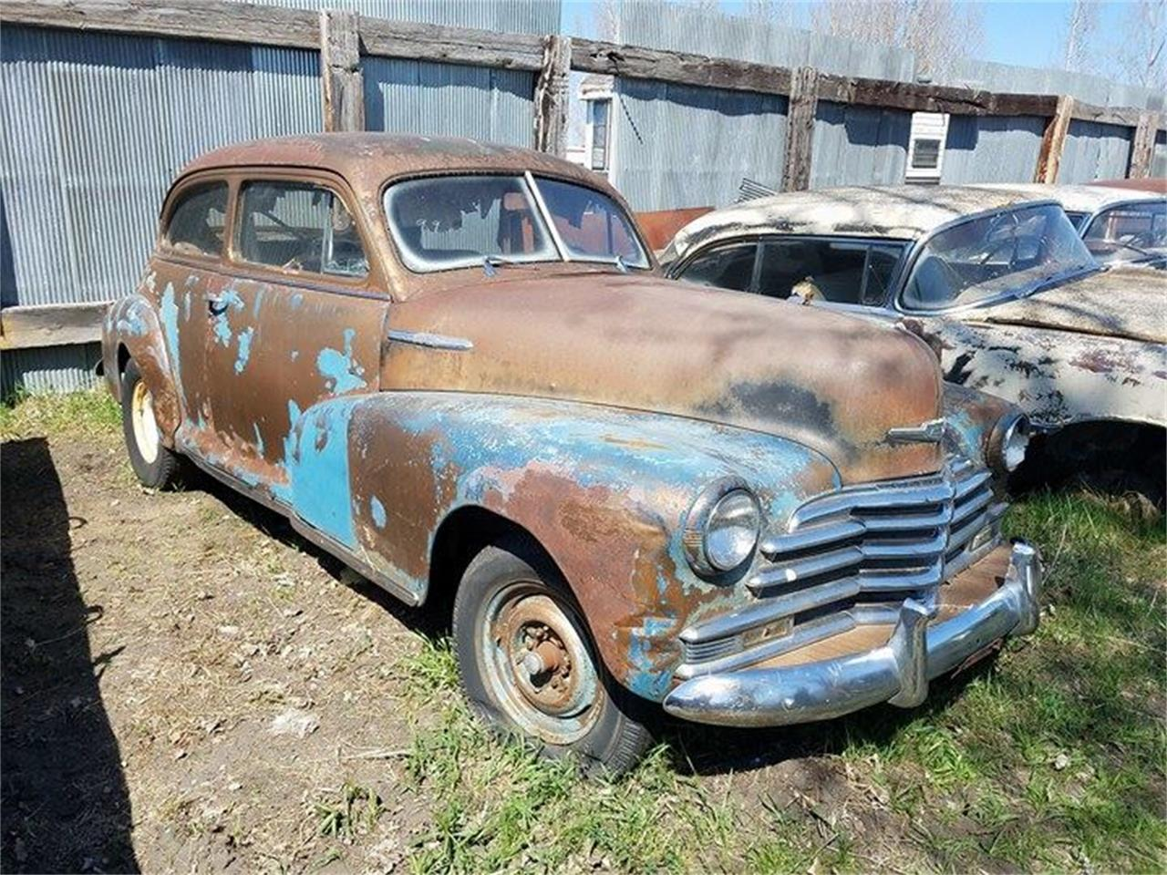 1947 Chevrolet Sedan (CC-1016505) for sale in Crookston, Minnesota