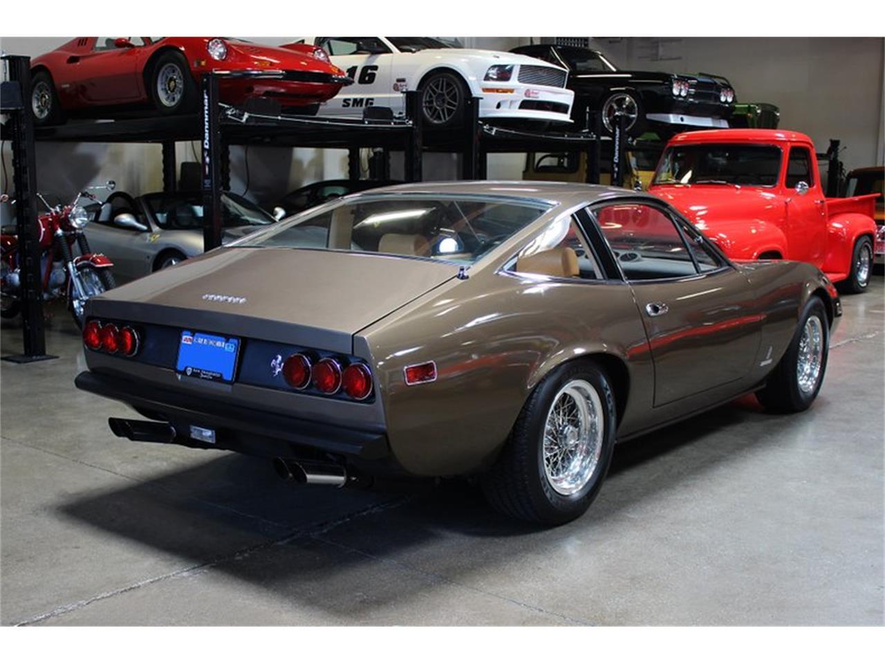 1972 Ferrari 365 GT4 (CC-1016576) for sale in San Carlos, California