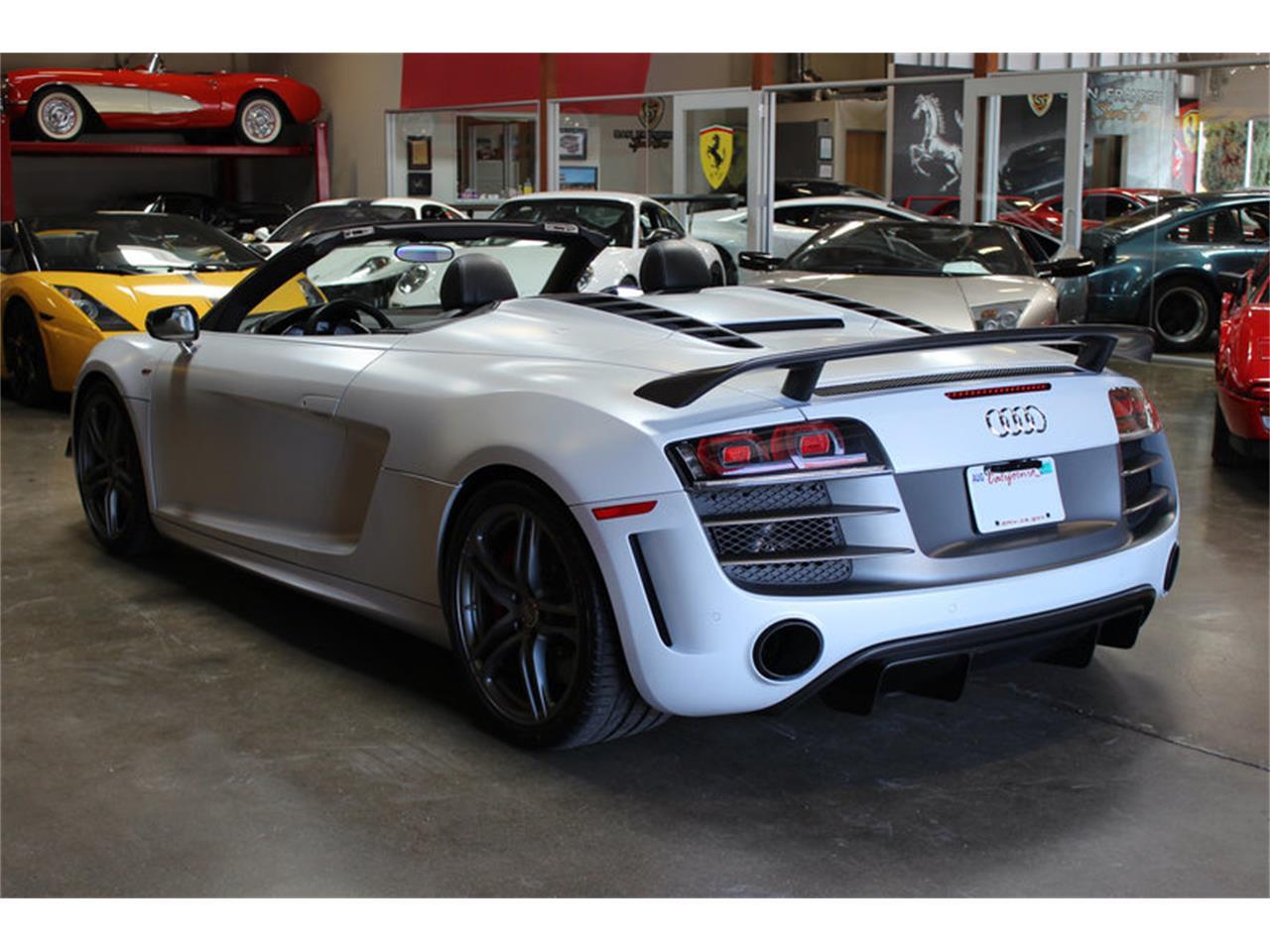 Audi Stevens Creek Service >> 2012 Audi R8 Spyder GT for Sale   ClassicCars.com   CC-1016596