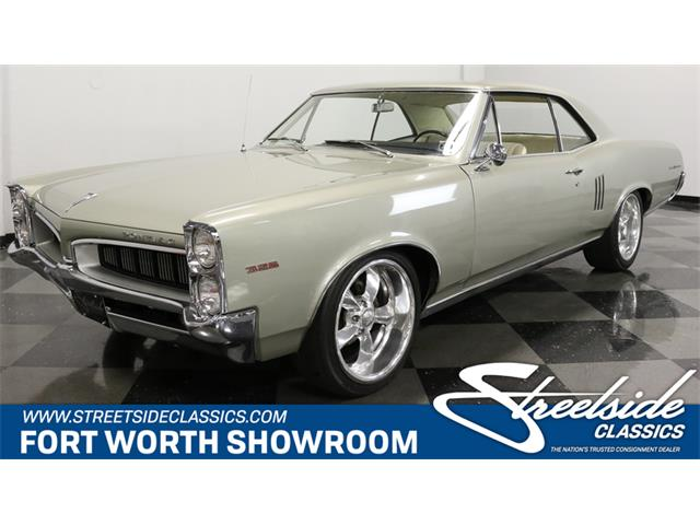 1967 Pontiac LeMans (CC-1016966) for sale in Ft Worth, Texas