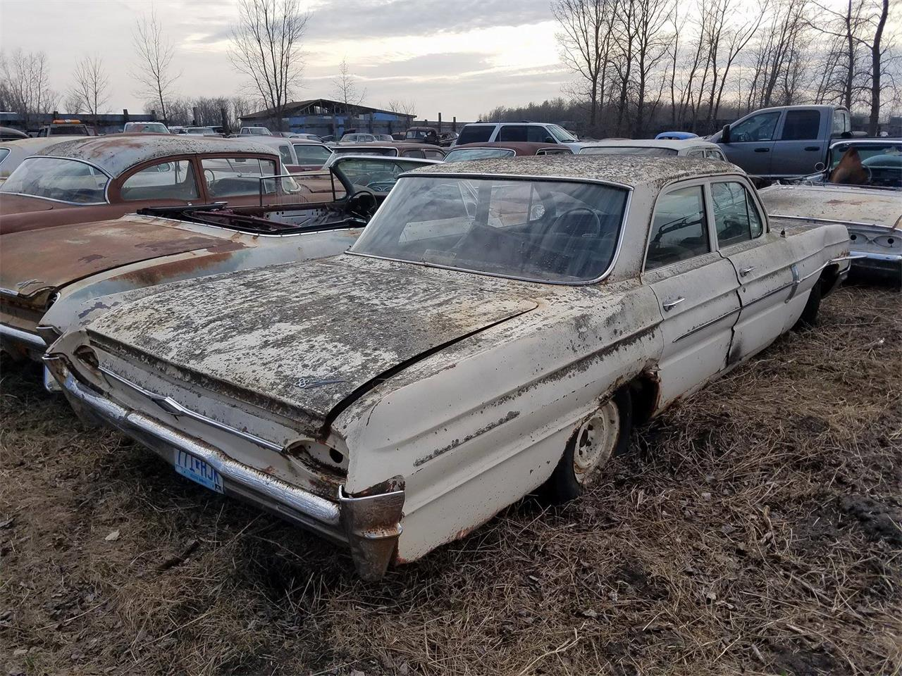 1962 Oldsmobile Dynamic 88 (CC-1017052) for sale in Crookston, Minnesota