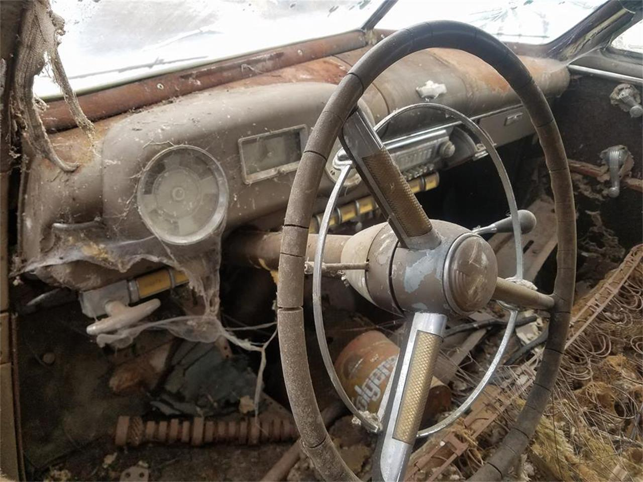 1949 Lincoln Zephyr (CC-1017053) for sale in Crookston, Minnesota