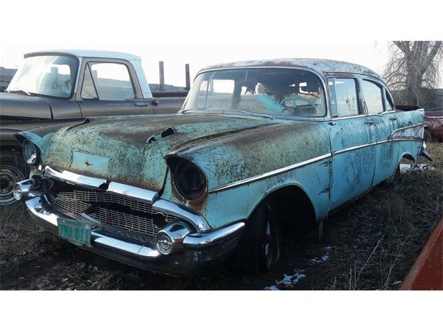 1957 Chevrolet 210 (CC-1017058) for sale in Crookston, Minnesota