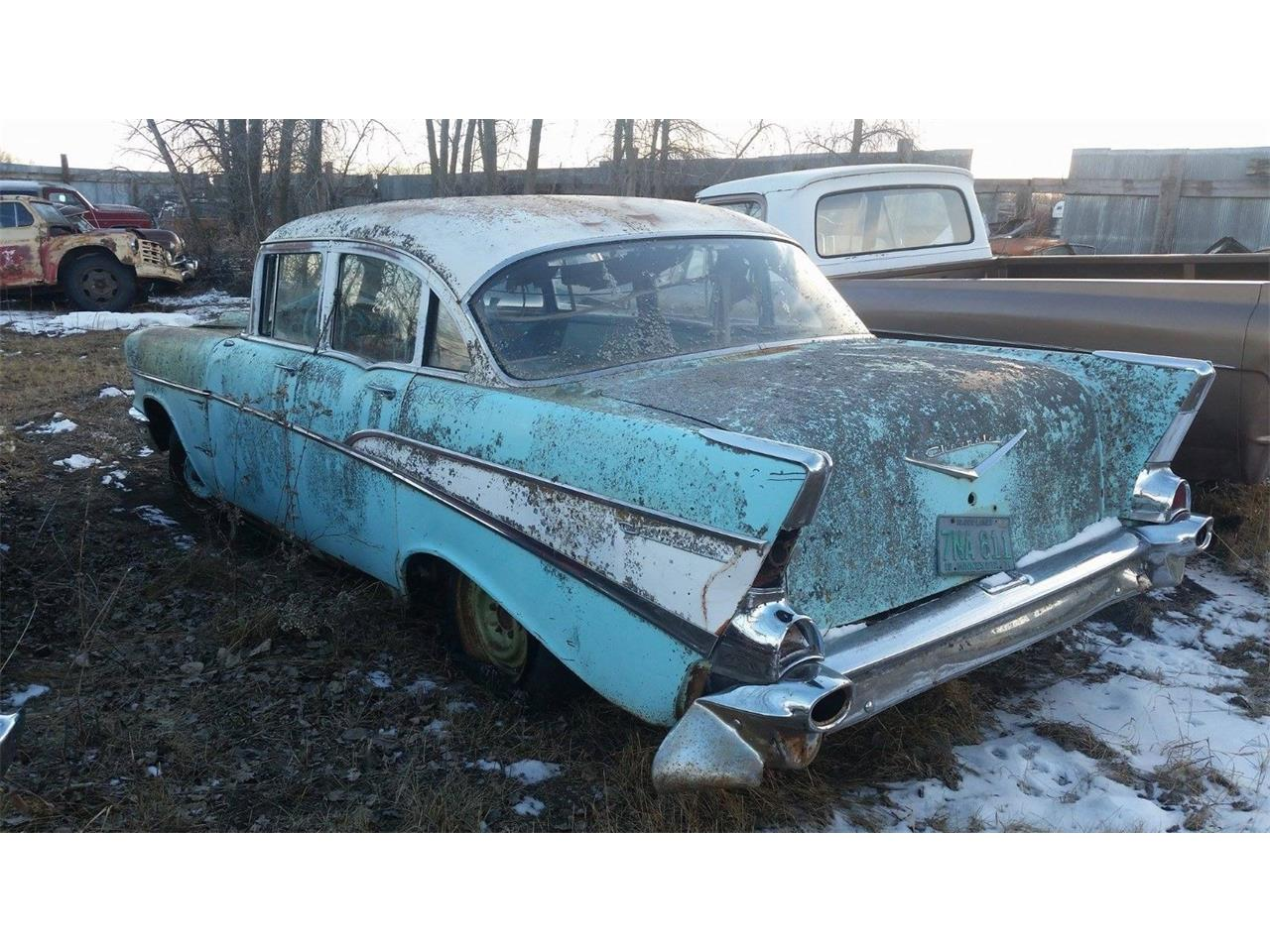 1957 Chevrolet 210 (CC-1017058) for sale in Crookston, Minnesota