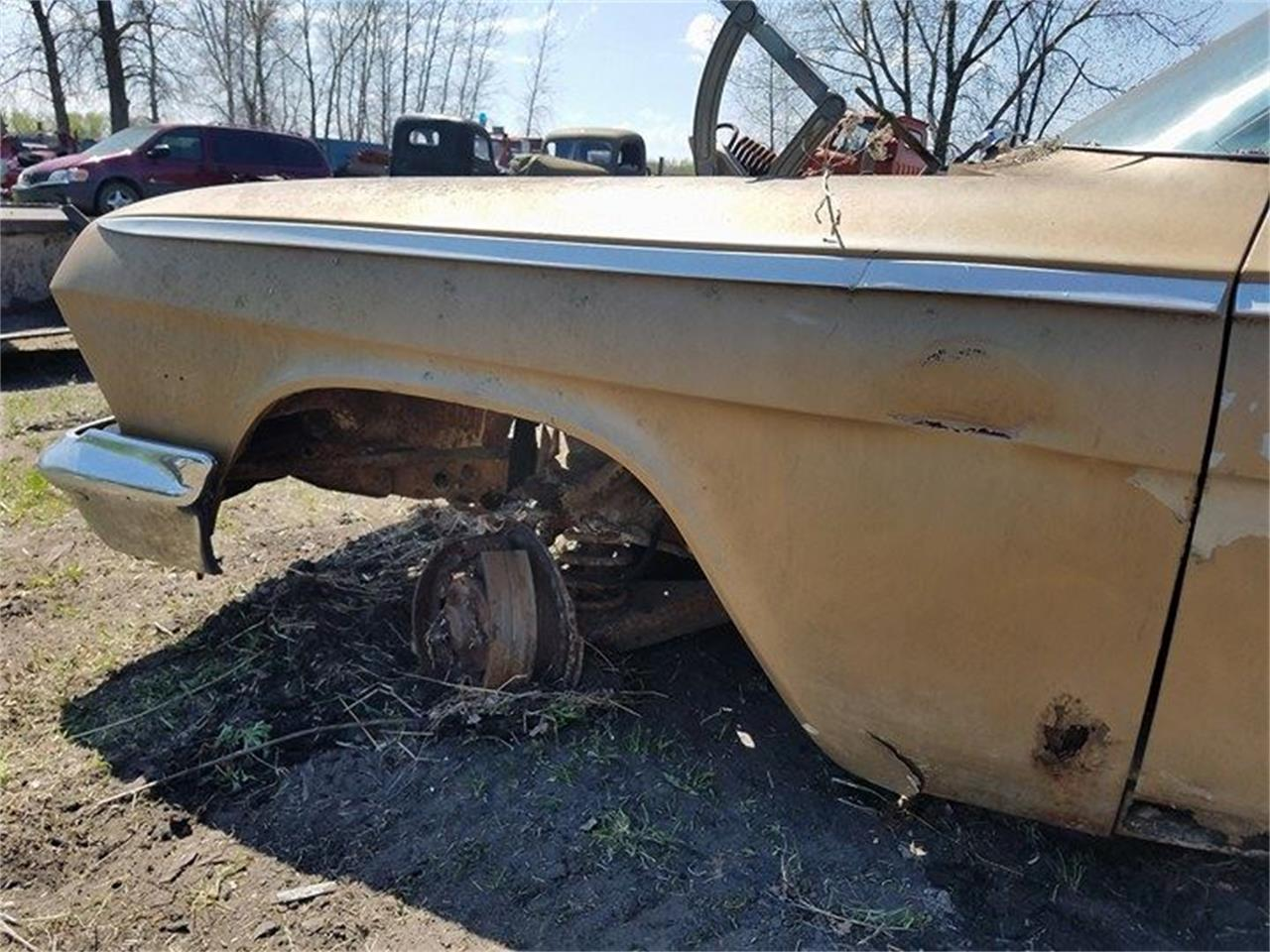 1962 Chevrolet Bel Air (CC-1017137) for sale in Crookston, Minnesota