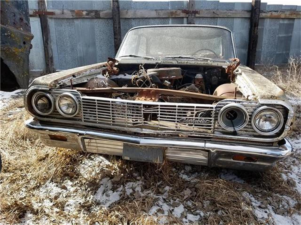 1964 Chevrolet Bel Air (CC-1017151) for sale in Crookston, Minnesota